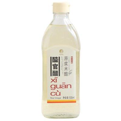 欣和醯官醋500ml原浆米醋