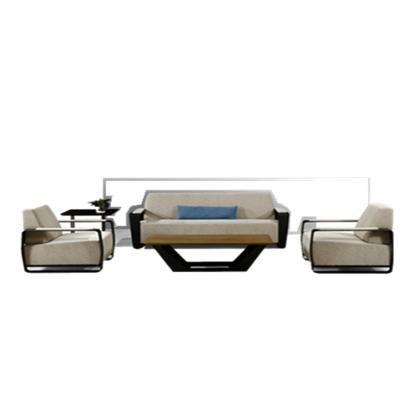 衡林 辦公家具 時尚辦公沙發 現代簡約商務沙發 麻布