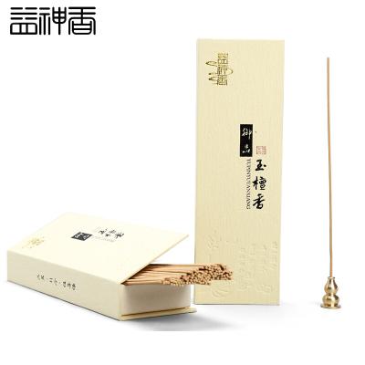 益神香 御品玉檀香線香 可搭沉香爐使用 居家熏香 約150支