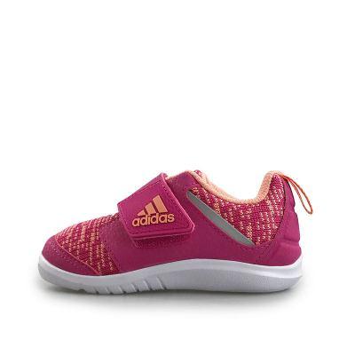 阿迪達斯兒童(ADIDAS KIDS) 女嬰童運動鞋 AH2382