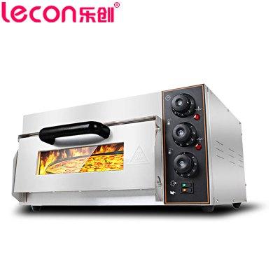 【(lecon)乐创电器旗舰店】TEP-1S 商用烘培炉电烤箱 一层一盘电烤箱 机械式旋钮控温 定时