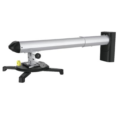 TOPSKYS PB120B投影儀支架通用型前投式短焦投影儀墻壁掛架伸縮旋轉調節投影儀支架
