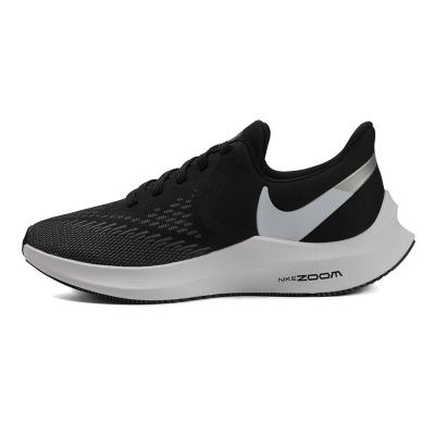 耐克(NIKE)2019年女子低幫跑步鞋防滑減震ZOOM WINFLO 6 AQ8228-003
