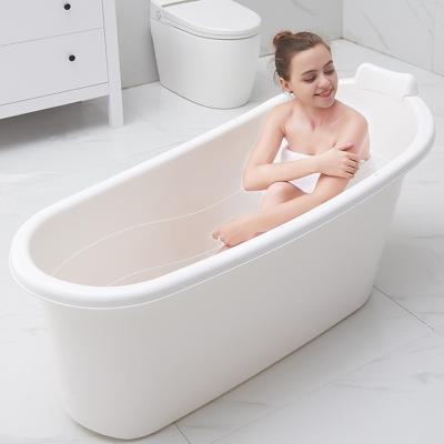 泡澡桶成人洗澡桶大人浴桶家用塑料浴盆浴缸阿斯卡利大號全身洗澡盆沐浴桶