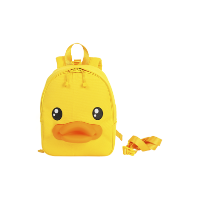 B.Duck-3D鸭嘴儿童牵引背包