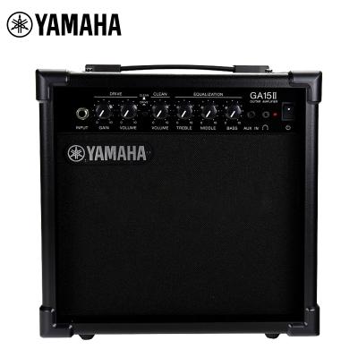 雅馬哈(YAMAHA)GA15II失真電吉他音箱貝司音響電箱吉他音箱