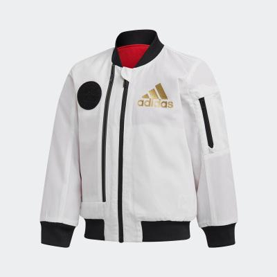 阿迪達斯 adidas 2020春大童裝訓練運動梭織夾克外套FT8721