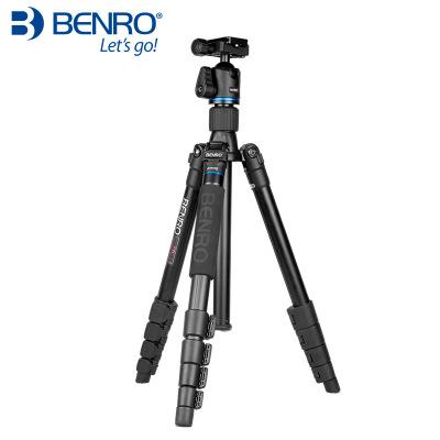 百诺 BENRO IT25 专业 云台 数码 单反 相机 摄影 便携三角架 云台 独脚架 三脚架云台套装