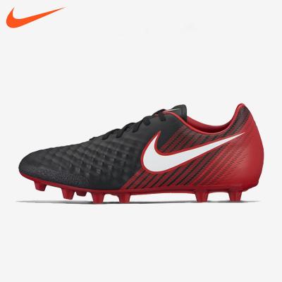 Nike耐克足球鞋2017年新款鬼牌2代AG钉人造草地足球鞋844419-061