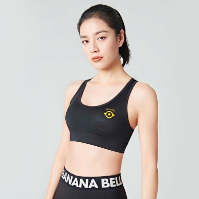 小黃人聯名高秋梓同款|361°運動內衣女2020夏季跑步運動配件健身防震文胸女