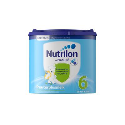【环球hi淘】【假一赔百】荷兰原装进口Nutrilon牛栏诺优能婴儿婴幼儿奶粉配方牛奶粉6段六段(3岁以上)
