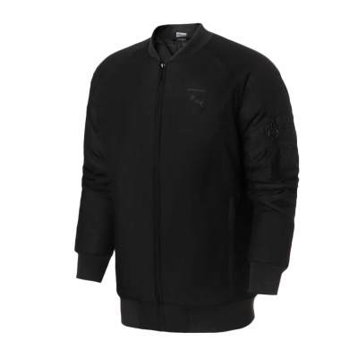 【自營】PUMA彪馬羽絨服男裝保暖夾棉外套運動服577656 L 57765601黑色