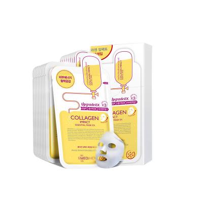 Mediheal 美迪惠尔 胶原蛋白紧致弹润 面膜 10片/盒 补充营养 可莱丝升级版