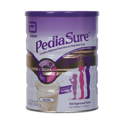 澳洲直郵 小安素 助長營養奶粉 PediaSure 850g /罐 適用1-10歲 新西蘭生產 pre段 比瓦 VIVA