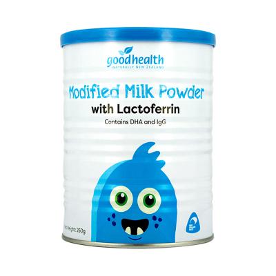 goodhealth好健康新西蘭進口乳鐵蛋白調制乳粉260克/罐