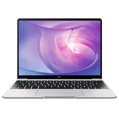 華為HUAWEI MateBook 13 2020款 13英寸全面屏超輕薄筆記本電腦(AMD Ryzen 5 3500U 16GB 512GB固態硬盤 皓月銀 home)