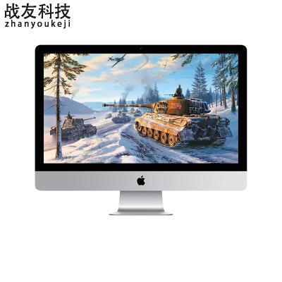 【二手9成新】AppleIMac苹果一体机电脑二手台式一体机办公 12款27寸厚款MC813 i5 4G 240G固态
