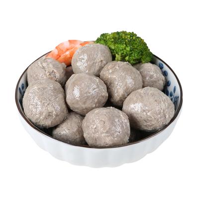 牛秘书 澳洲牛肉丸250g 潮汕手打工艺 火锅食材底料