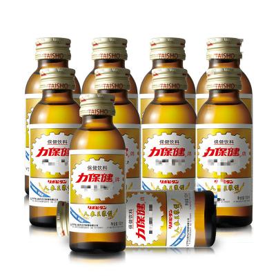 力保健人參王漿型功能飲料100ml*10瓶裝