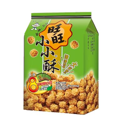 旺旺 小小酥 葱香鸡肉 200g/袋