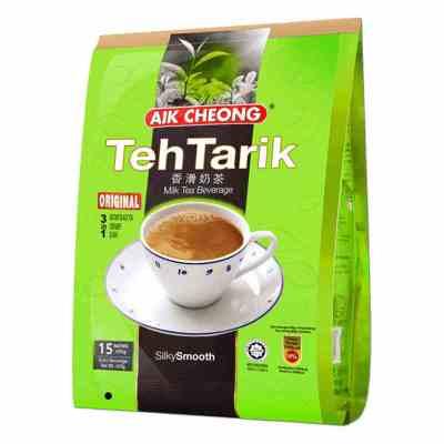 马来西亚进口 益昌香滑奶茶600g(15袋*40克) 进口饮料