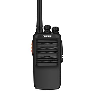 威贝特 WBT-308对讲机 办公大功率民用手台专业 标配黑色