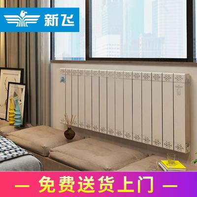 新飛暖氣片家用水暖銅鋁壁掛式散熱器定制采暖集中供暖水暖暖器片TL80*60 655mm
