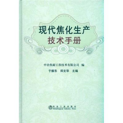 現代焦化生產技術手冊 于振東