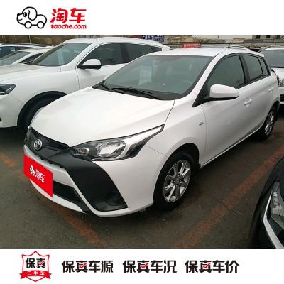 【订金销售】 丰田 YARiS L 致炫 2017款 1.5E CVT 劲速升级版 国Ⅴ 淘车二手车