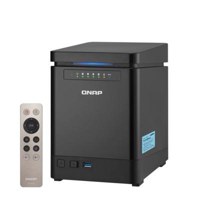 威联通/QNAP TS-453Bmini-8G 4盘位优选NAS,家用企业,私有网络云存储