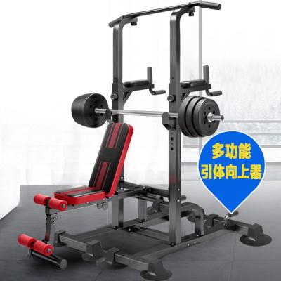 引體向上器家用室內健身器材單杠多功能古達雙杠男女臥推訓練