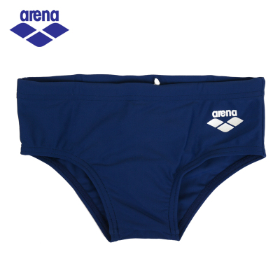 Arena/阿瑞娜兒童男童三角泳褲泳衣高彈耐穿戲水泳衣泳褲 ARNC70J