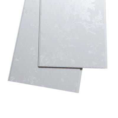 装饰30宽豪华仿壁纸集成护墙板毛坯墙面一步到位 30公分护墙板 不含
