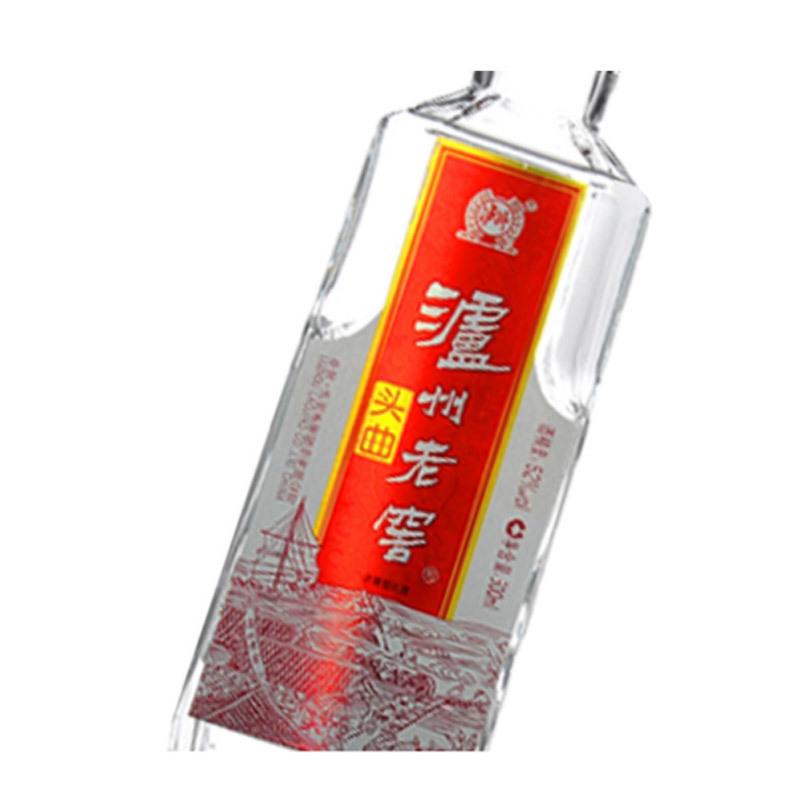 泸州老窖 头曲 52度 浓香型 白酒 500ml