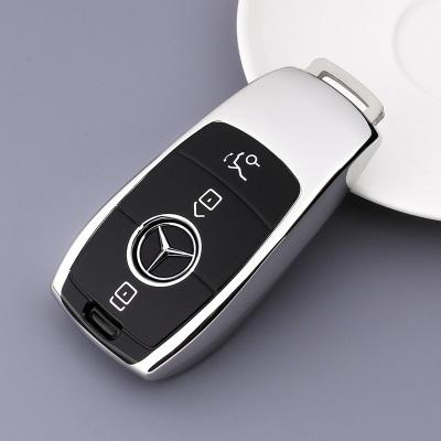 傳楓 汽車鑰匙包鑰匙扣鑰匙套奔馳GLE350 GLE450 A180 A200 G500 GLC300 CLS300