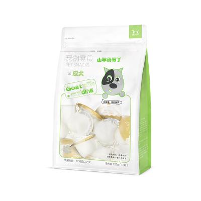 BOTH寵物零食原味山羊奶布丁成犬袋裝15克*15粒