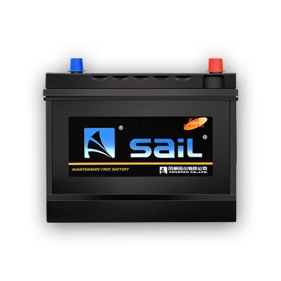 風帆免維護蓄電池 80D26L/R馬自達6索納塔8代雷克薩斯英菲尼迪凱美瑞汽車電瓶折舊價市區配送上門安裝