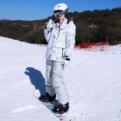 单板滑雪服2019年新款滑雪服套装男女情侣款单板双板冬滑雪衣裤防水加厚保暖