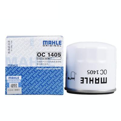馬勒(MAHLE)機油濾清器OC1405嘉年華/新福克斯/福睿斯/新蒙迪歐/翼博/翼虎/銳界