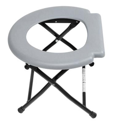 可孚坐便椅老人孕婦坐便器ZC098 輕便可折疊殘疾人移動馬桶椅子老年坐廁洗浴椅