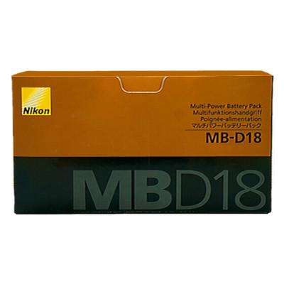 尼康(Nikon) MB-D18 单反手柄 多功能电池匣 适用于D850