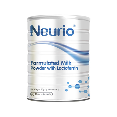 【澳洲直郵 新日期】營養素 Neurio紐瑞優嬰幼兒乳鐵蛋白乳粉60g