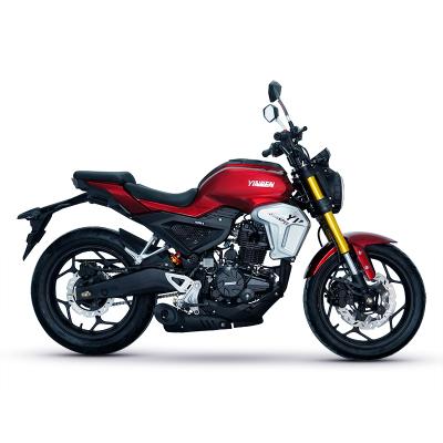 摩托車跑車國四電噴200cc烽火街車大型公路趴賽特技表演車可上牌