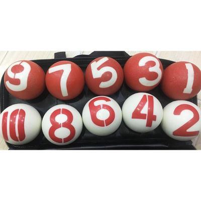 因樂思(YINLESI)球 賽事防滑球球 比賽球10個裝坪專用球