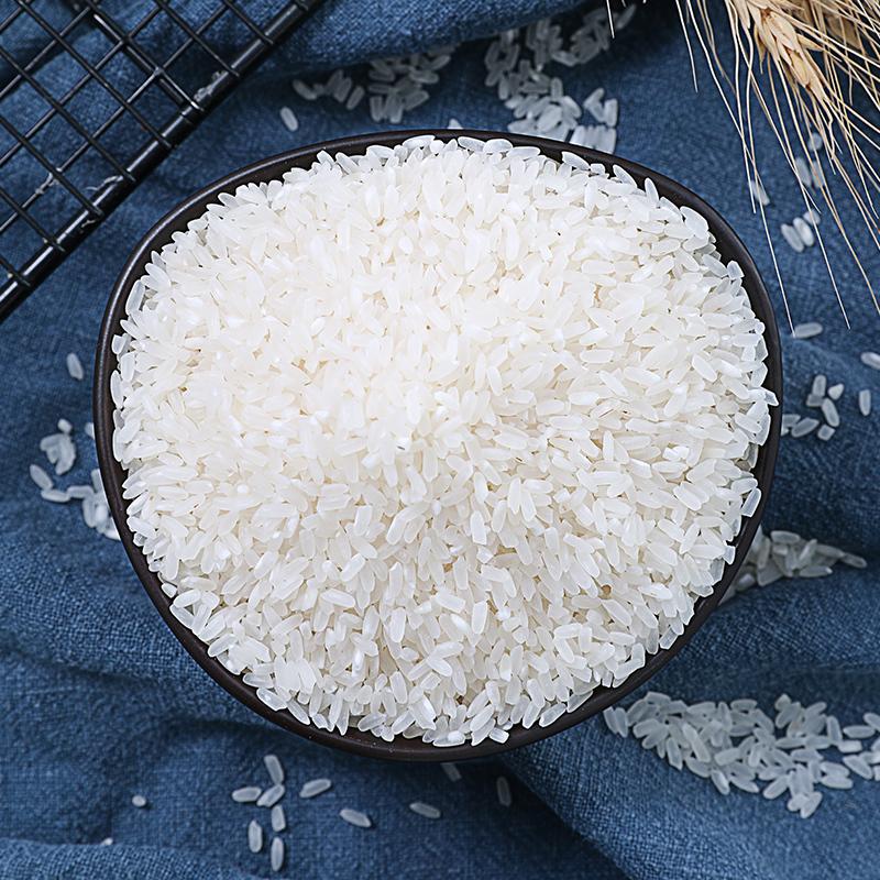 栗稻源 五常大米 优选稻花香米 东北大米长粒粳米 真空包装5kg