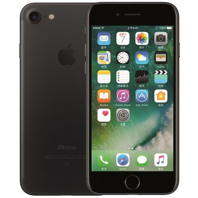 【二手9成新】苹果 7/iPhone 7 磨砂黑 32GB 移动联通电信全网通4G苹果手机 国行