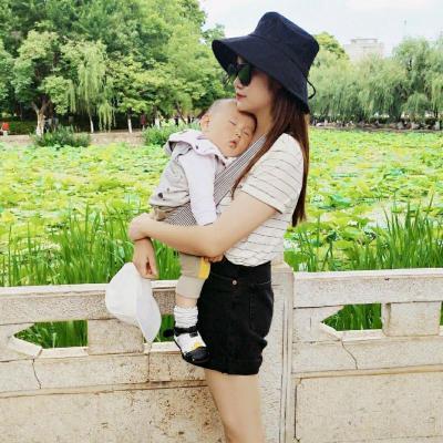 腰凳婴儿背带腰凳多功能儿童宝宝横前抱式小孩抱娃神器坐轻便背巾