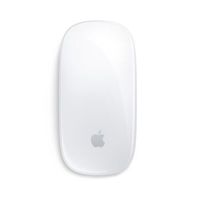 Apple Magic Mouse/妙控鼠标 2代 苹果无线鼠标充电鼠标 MacBook air/Pro笔记本鼠标 白色