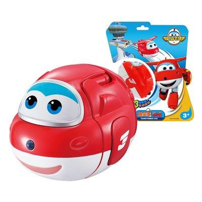 超級飛俠玩具套裝全套變形機器人正版兒童玩具720551趣變蛋-樂迪