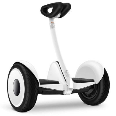 小米九号平衡车体感智能骑行遥控漂移代步电动九号平衡车超长续航定制版Ninebot 白色
